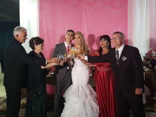 O casamento de Liz Nathalia e Daniel Luiz 1