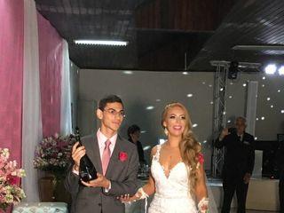 O casamento de Liz Nathalia e Daniel Luiz 3