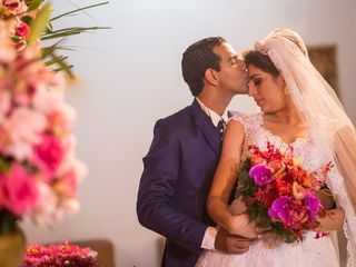 O casamento de Leticia e Geomar 1