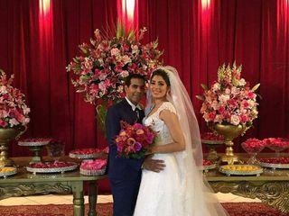 O casamento de Leticia e Geomar
