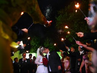 O casamento de Liz e Sirley