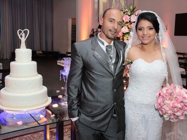 O casamento de Emília e Marcelo