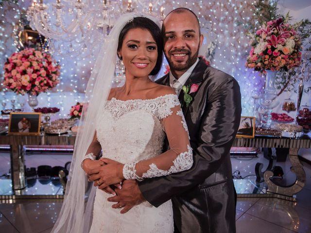 O casamento de Rosana e Marcus Vinicius