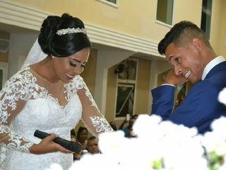 O casamento de Taynah e Leonardo