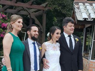 O casamento de Gessica e Luan 1