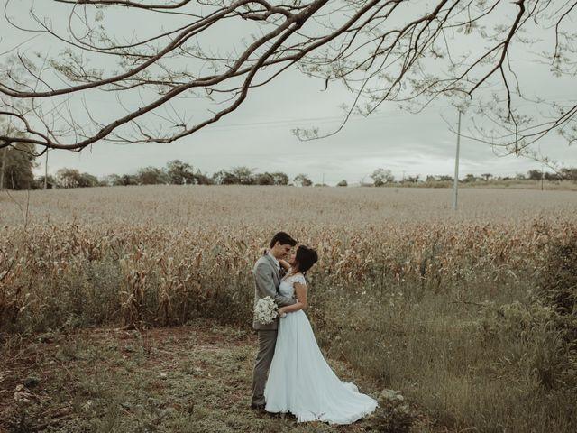 O casamento de Cindy e Wesley