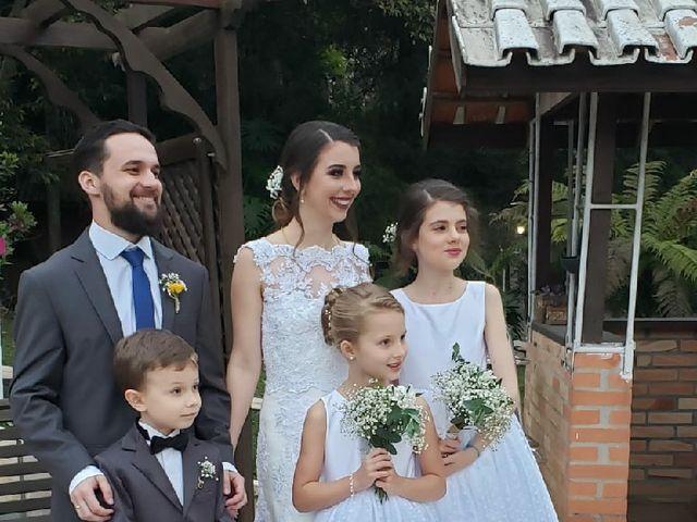 O casamento de Luan e Gessica em Curitiba, Paraná 4