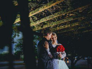 O casamento de Patricia e Gean