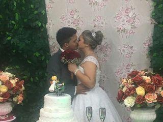 O casamento de Isabel Karina e Renato júnior