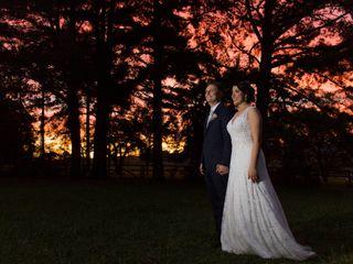 O casamento de Andressa e Thiago