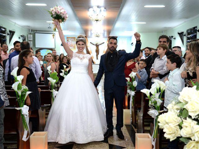 O casamento de Isabela e Carlos Vinicius