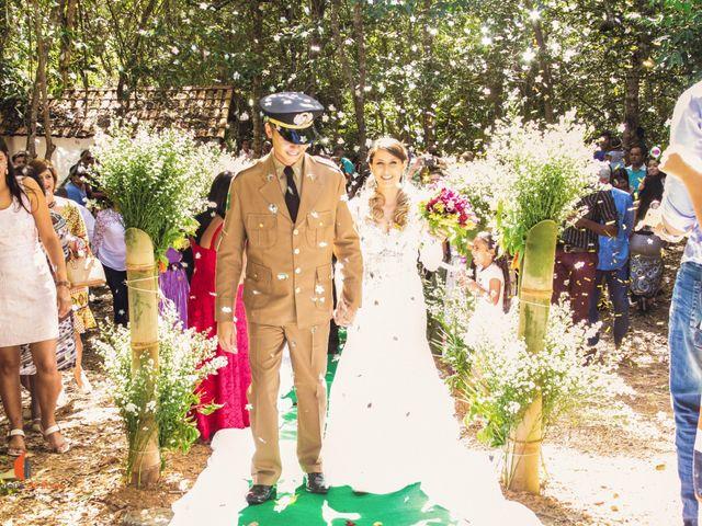 O casamento de Mabby e Saulo Henrique
