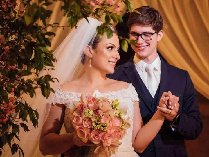 O casamento de Daniela e Gabriel