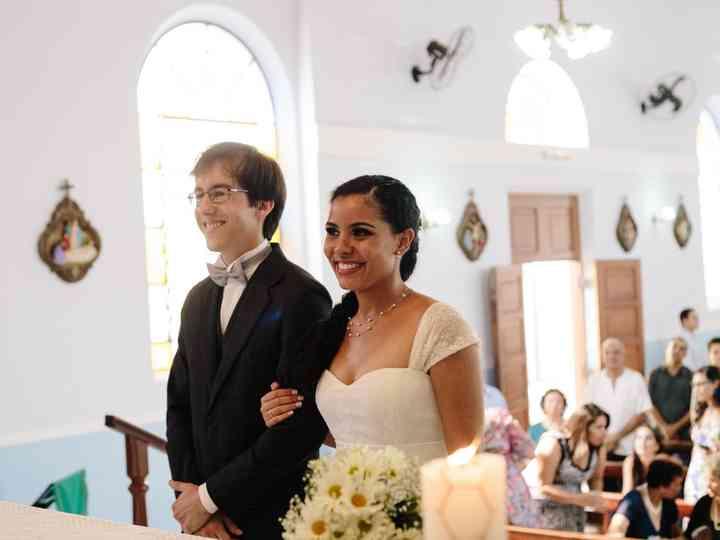 O casamento de Ana Luisa e Daniel