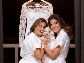 O casamento de Nayara e Robson 1