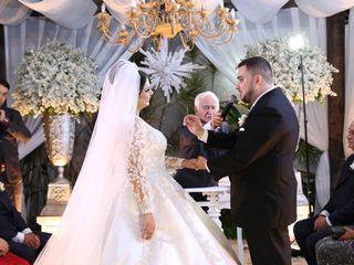 O casamento de Amanda  e Alisson