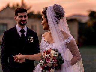 O casamento de Ingrid e Davi