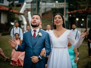 O casamento de Iara e Filipe