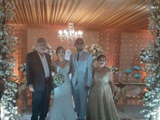 O casamento de Camila e Paulo 3