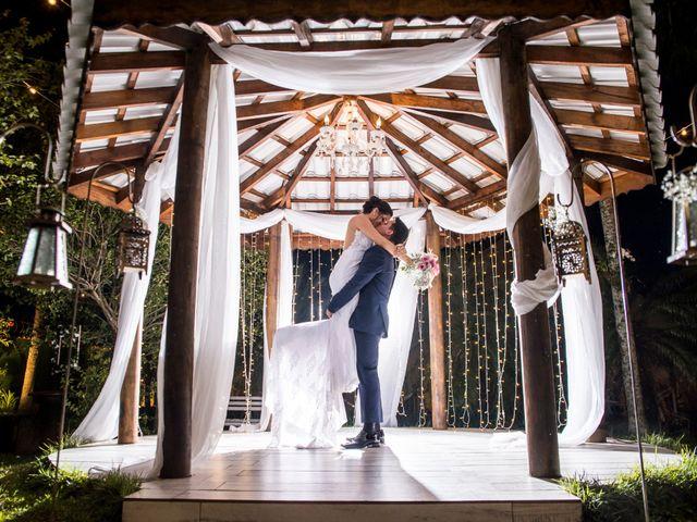 O casamento de Tamara e Aleff