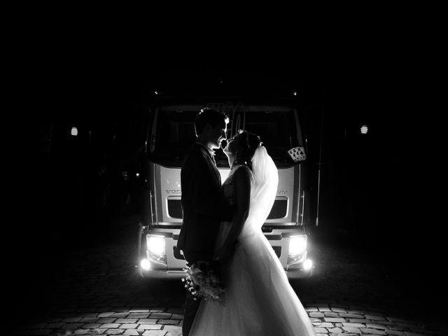 O casamento de Vilma e Joel