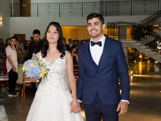 O casamento de Jolivar e Mirian