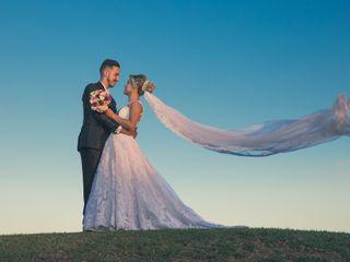 O casamento de Yasmin e Igor
