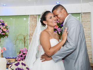 O casamento de Milena e Flavio