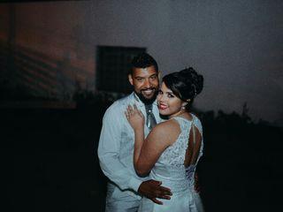 O casamento de Ana Vitória  e Hélio  Junior