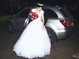 O casamento de Daiane e Miguel  1