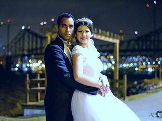 O casamento de Daiane e Miguel