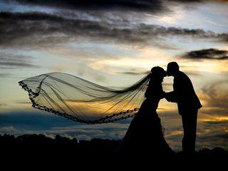O casamento de Ingrid e Caio