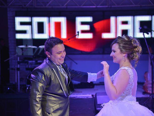 O casamento de Jack e Anderson