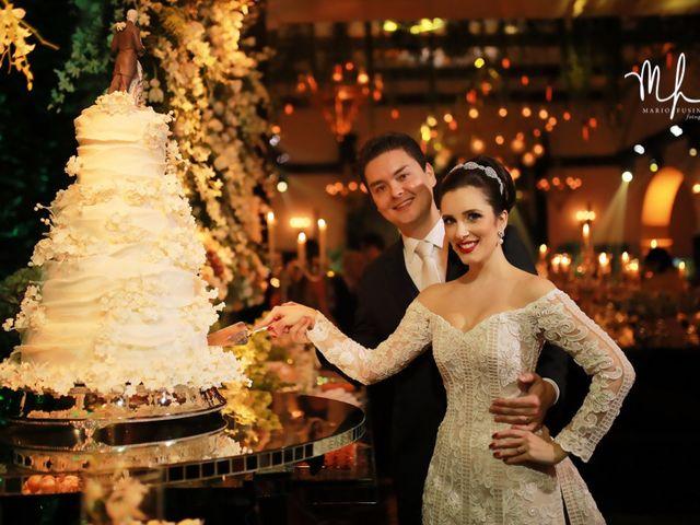 O casamento de Maria Fernanda e Luiz Felipe
