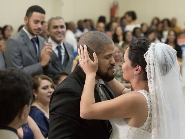 O casamento de Tais e Wesley