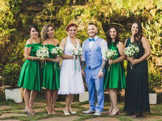 O casamento de Kassandra e Ben 1