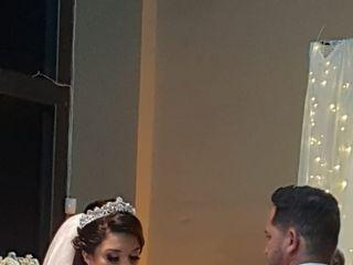 O casamento de Sara e Ronaldo 1