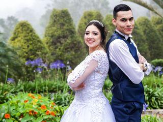 O casamento de Stephany e Luciano 1