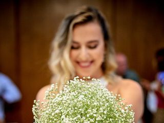 O casamento de Kamila e Diogo 1