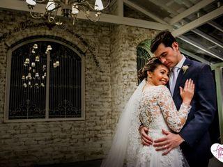 O casamento de Ariane e Josiel 2