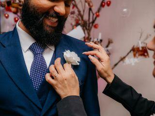 O casamento de Taiana e Fernando 2