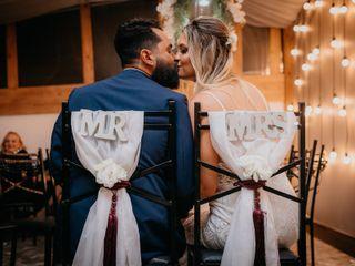 O casamento de Taiana e Fernando
