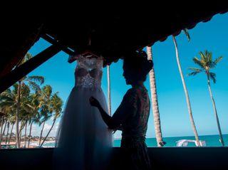 O casamento de Lieko e Giuseppe 2