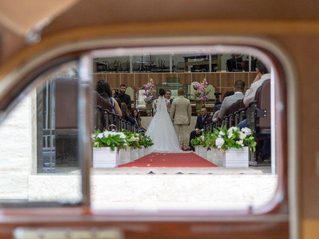 O casamento de Janaira e Ricardo