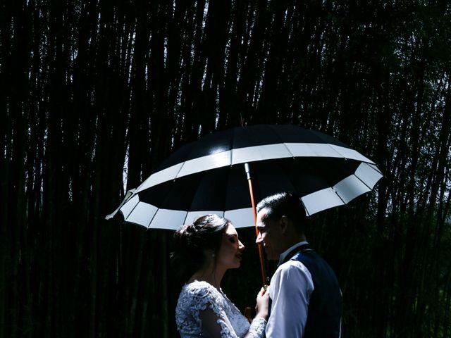 O casamento de Stephany e Luciano