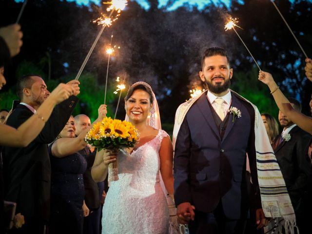 O casamento de Jéssica e Pedro