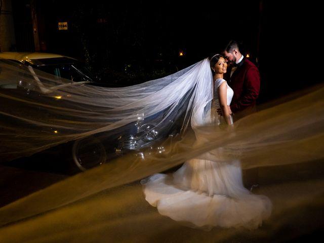 O casamento de Yuri e Akemi