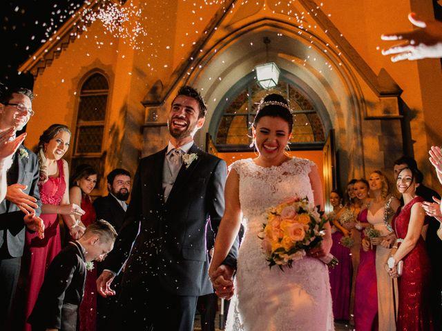 O casamento de Cláudia e Daivis