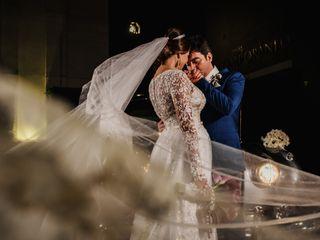 O casamento de COZETE e FABIANO