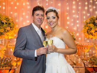 O casamento de Fernanda e Adriano